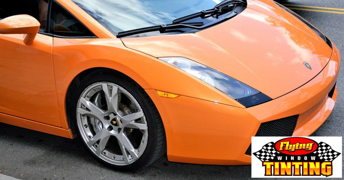 Window Tinting for Exotic Cars