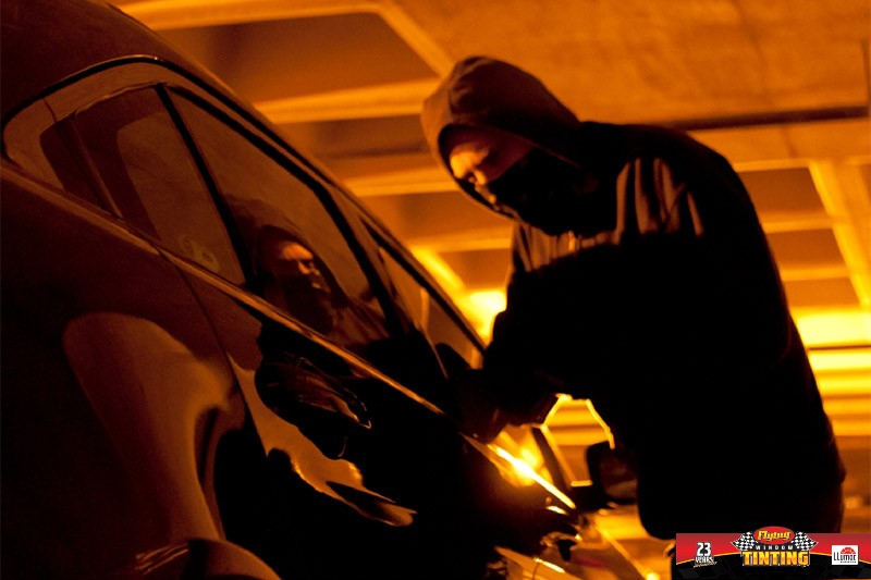 Window tint will give you and your family security